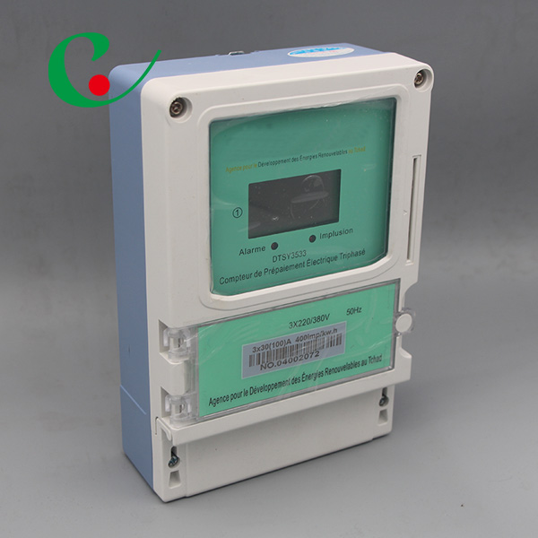 DTSY3533 Three Phase Energy Meter