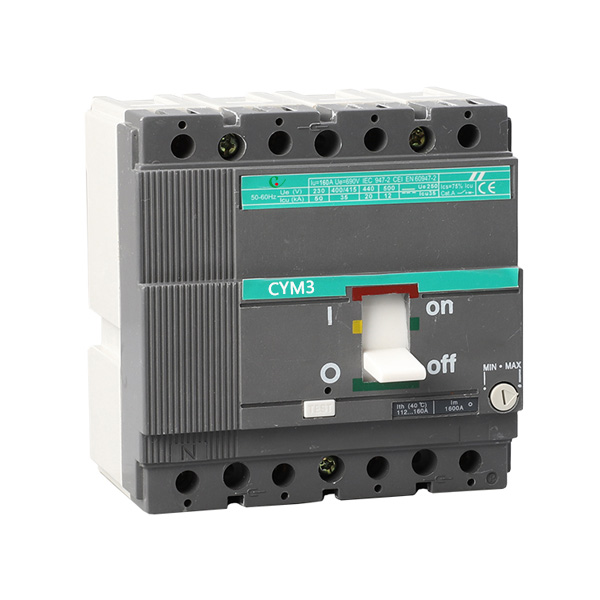 CYM3(ISOMAX) Series Moulded Case Circuit Breaker