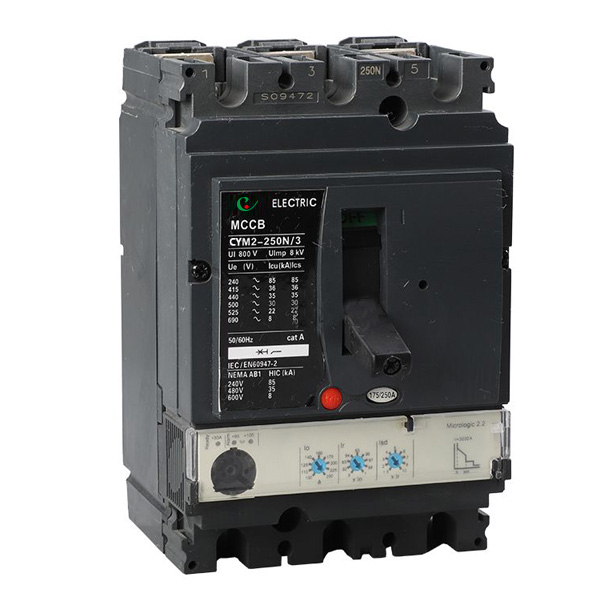 CYM2(NS/NSX) series moulded case circuit breaker